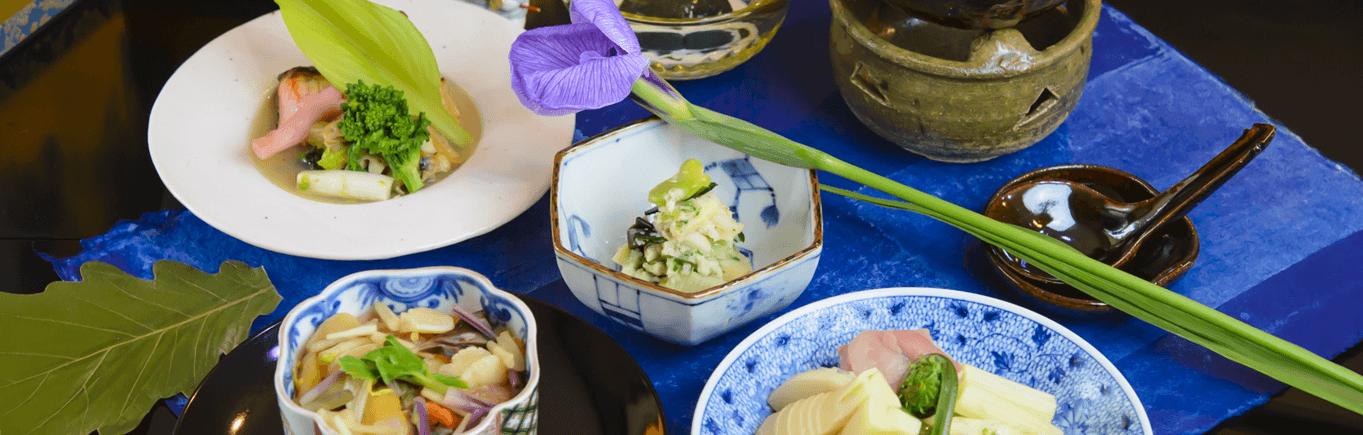 日本料理専科I